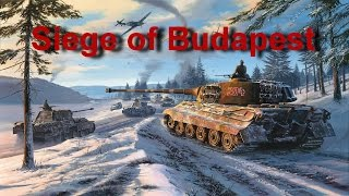 Siege of Budapest-War Thunder Short Film