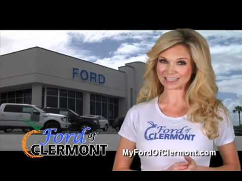 buy the best domestic cars trucks at ford of clermont today youtube. Black Bedroom Furniture Sets. Home Design Ideas