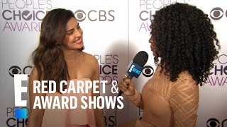 Priyanka Chopra Celebrates Best Actress Award at 2017 PCAs | E! Live from the Red Carpet