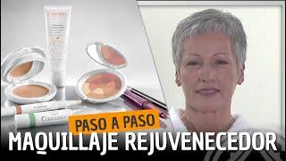 Maquillaje de rejuvenecimiento • Piel madura Thumbnail