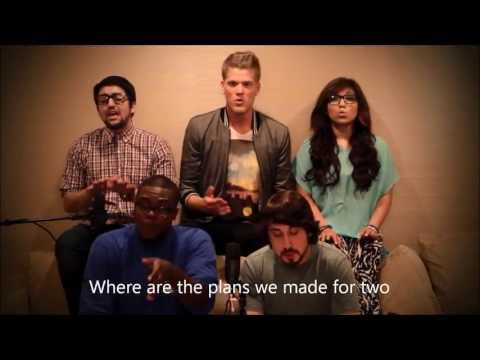 Pentatonix - Payphone (HD LYRICS)