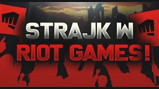 STRAJK w Riot Games!