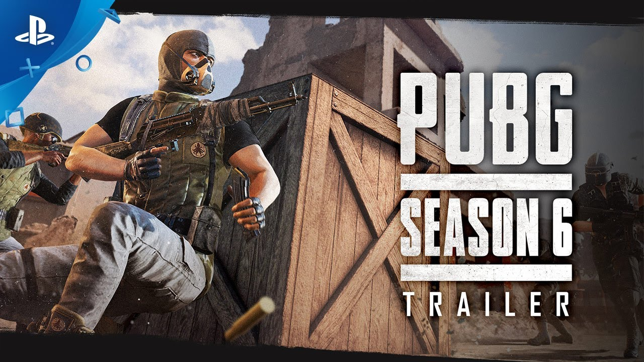 PLAYERUNKNOWN'S BATTLEGROUNDS - Season 6 Gameplay Trailer | PS4