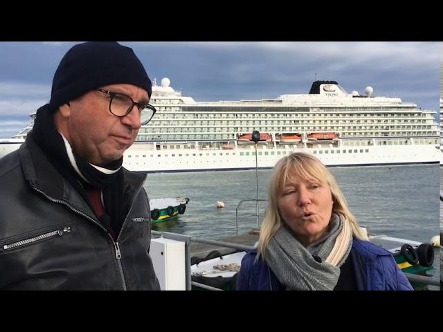 Ils préparent Escale à Sète 2020 : Valérie et Jean-François