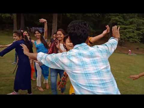 khajjiar dance Gaddiyali Nati Non Stop Sunil Rana Chamba  (Himachal Pardesh )