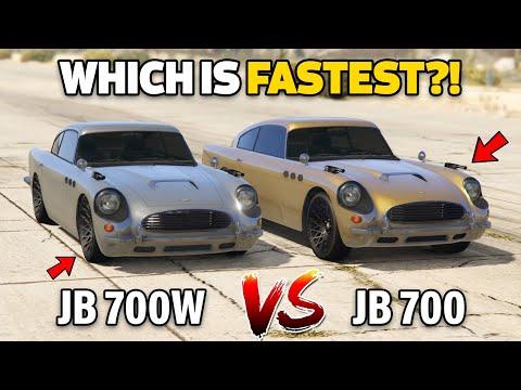 GTA V Online: JB 700W VS JB 700 (WHICH IS BEST?)