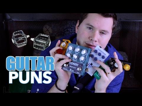 Guitar Puns