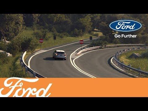 """Falschfahrer-Warnfunktion: Technologie des neuen Ford Focus hilft bei der Vermeidung von """"Geisterfahren"""""""