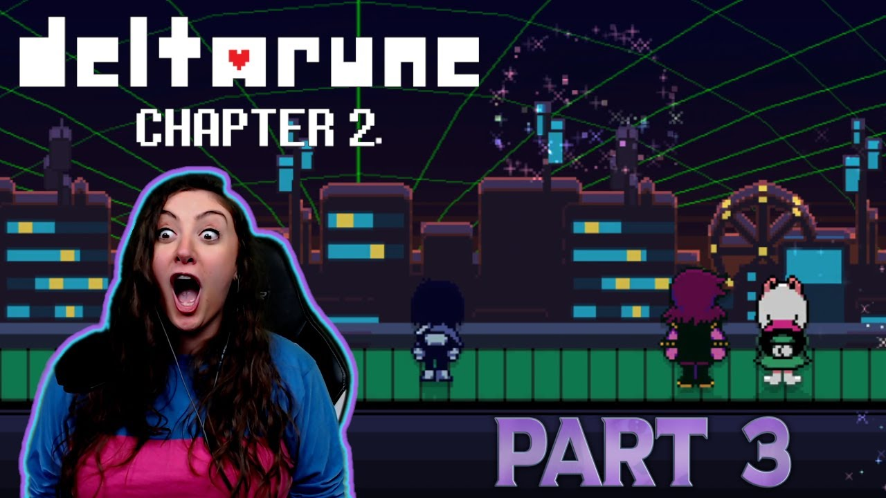 Deltarune Chapter 2 is out on Steam, and Chapter 3 will be the last