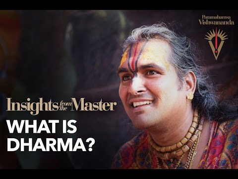 The Deeper Meaning of Dharma | Insights from the Master