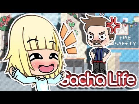 Shallon - Fire Safety「GACHA LIFE」