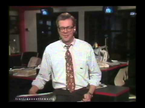 Citytv CityPulse Tonight Full  Broadcast with Commercials 1992