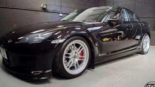 Fastest Nautrally Aspirated Rx8 In Uk (Pops And Bangs)