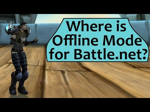 Where is Invisible/Appear Offline Mode for Battle.net?