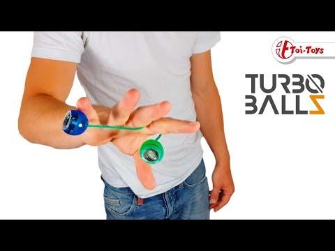Toi-Toys International - Tips & Tricks Video - Turbo Ballz