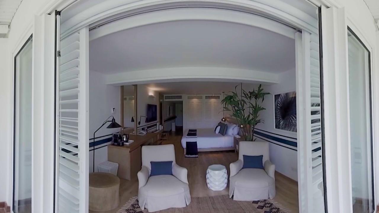 Lux Grand Gaube Superior Room Youtube