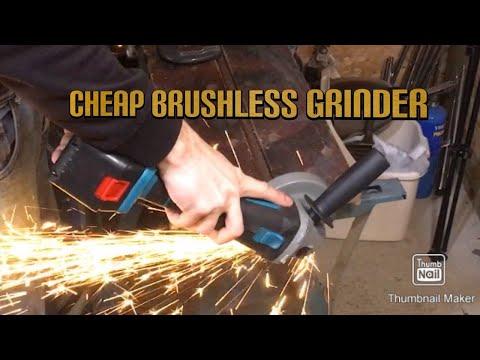 Cheapest Brushless Angle Grinder 188VF/218VF Makita Battery