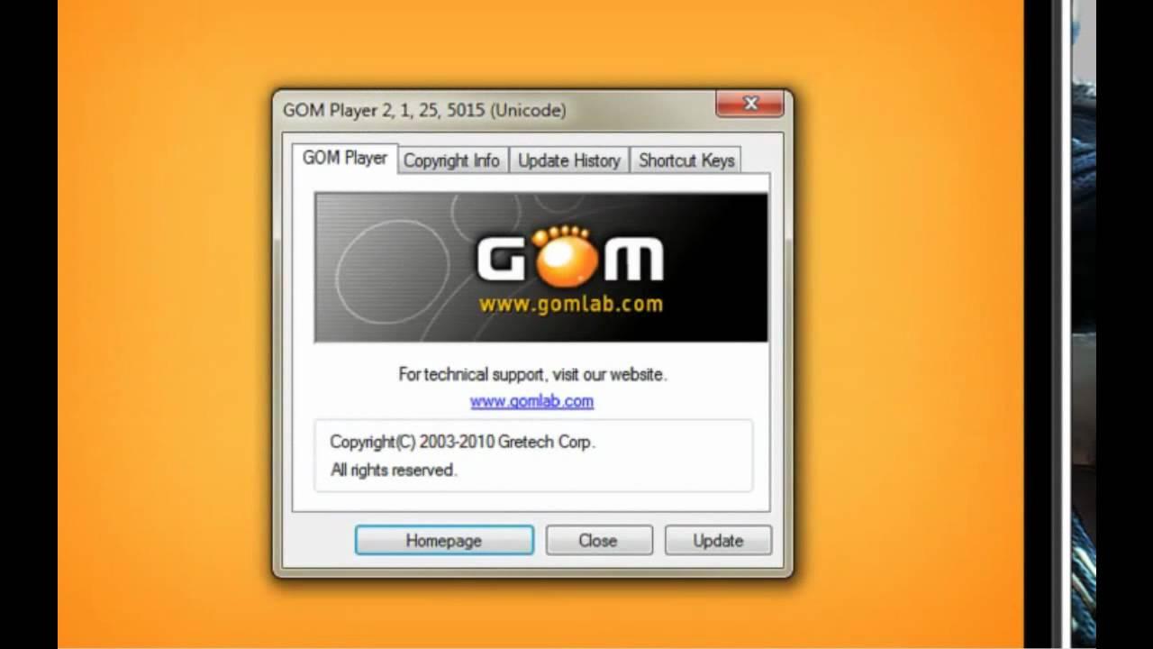 Gom player shortcut keys youtube gom player shortcut keys ccuart Gallery