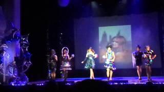 Мисс КГУ-2014, представление участниц конкурса