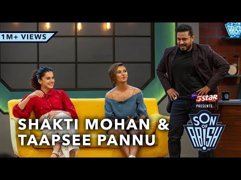Son Of Abish feat. Taapsee Pannu & Shakti Mohan Mp3