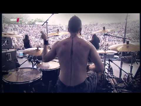 KATAKLYSM - 01.At The Edge Of The World Live @ Rock Hard Festival 2015 HD AC3