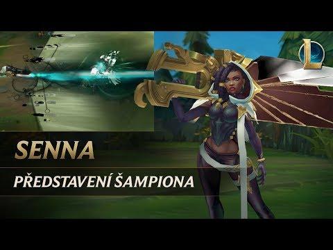 Představení šampiona: Senna | Herní systém – League of Legends