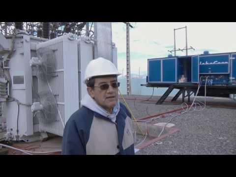 GlobeCore CMM-12R Oil regeneration plant. Commissioning in Ecuador