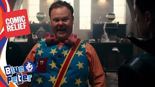Mr Tumble Meets The Worst Witch | Comic Relief Sketch