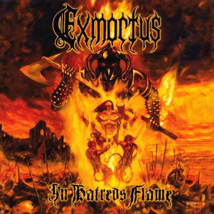 Exmortus - In Hatred's Flame [Full Album] 2008 - YouTube