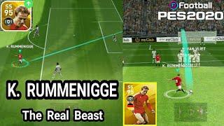 K. RUMMENIGGE The Beast in PES 2020 Mobile ⚽ RUMMENIGGE