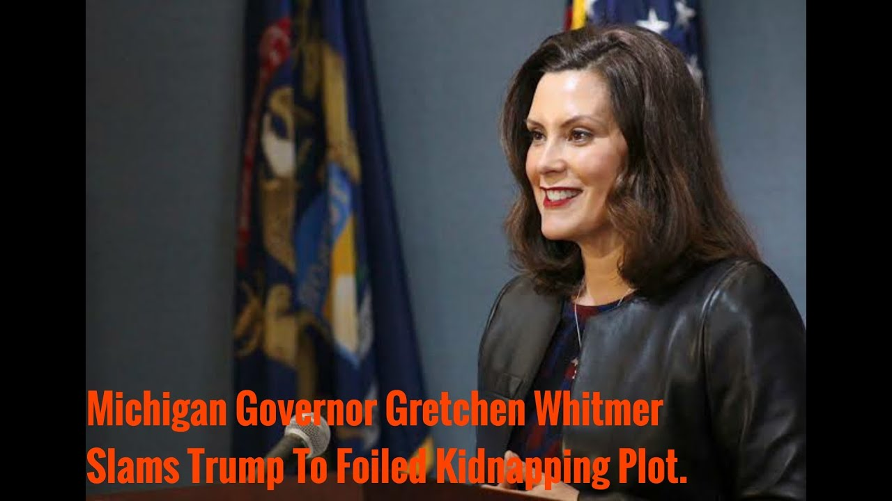 Gretchen Slams Trump Saying Supremacist MindSet Is Due To Him