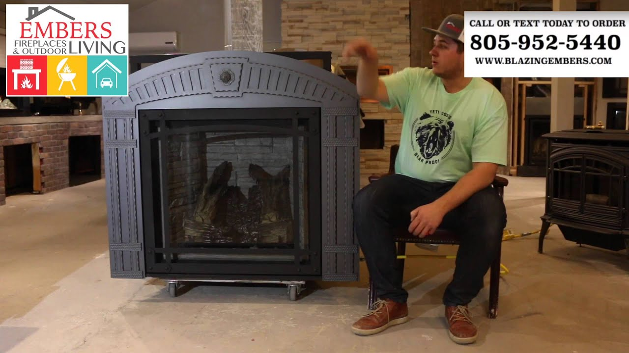 Napoleon Gas Fireplaces Napoleon Hdx35 Direct Vent Gas Fireplace Product Review