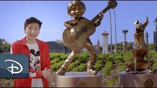 Anthony González Surprises Guests Celebrating 'Together We Are Magia'   Walt Disney World Resort