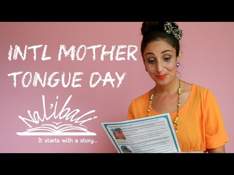 Nal'ibali, Celebs and Mother Tongue Day