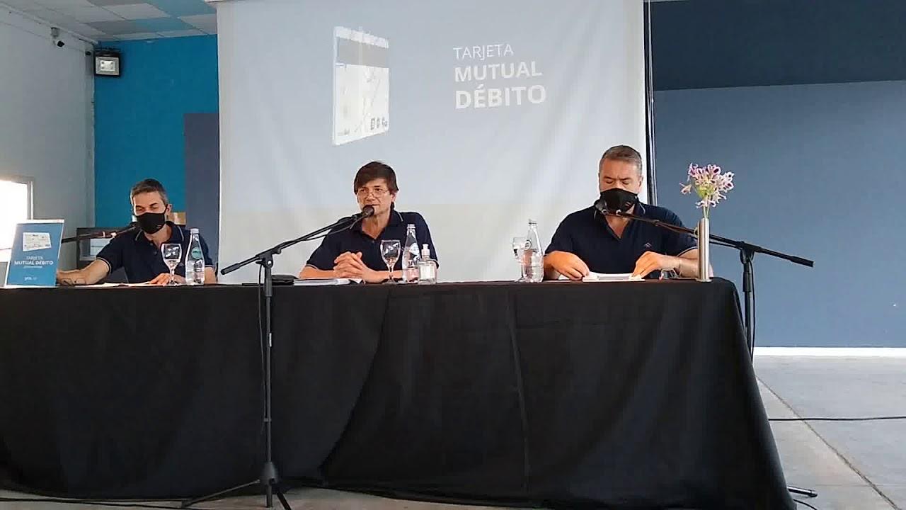 Bellini: La Asociación Mutual del Club Argentino lanzó la Tarjeta de Débito y Mutual Online 24