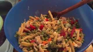 Video Ricetta - Pasta Fredda Fantasia D'estate