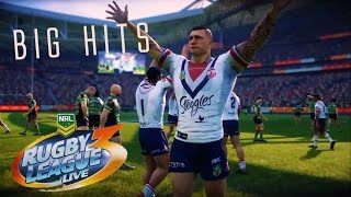 BIG HITS!! (Rugby League Live 3)