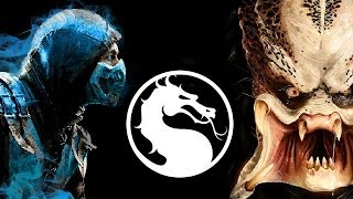 Mortal Kombat X featuring THE PREDATOR?!
