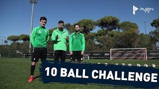 10 Ball Challenge   Башкиров VS Акбашев
