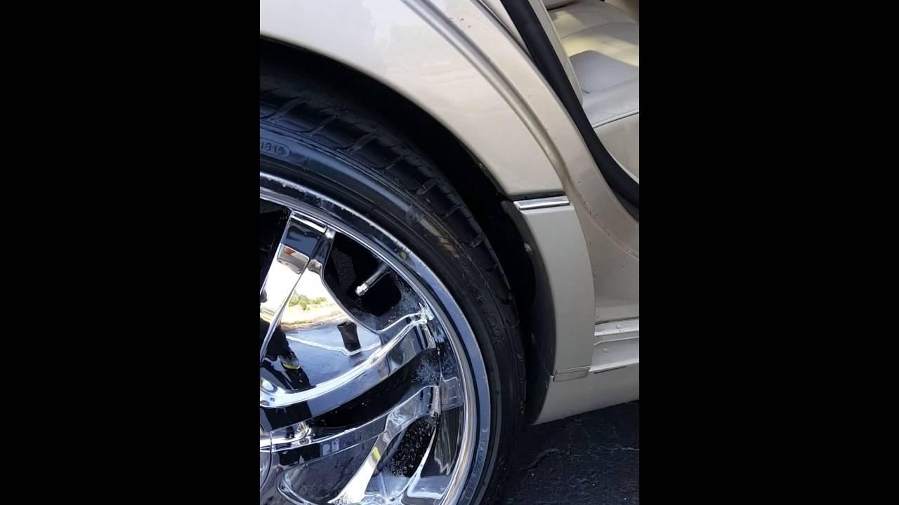 Lexani 245 30 22 W92 Tires Youtube