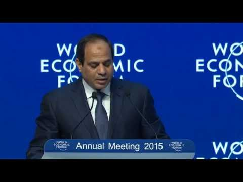 Davos 2015 - Egypt in the World