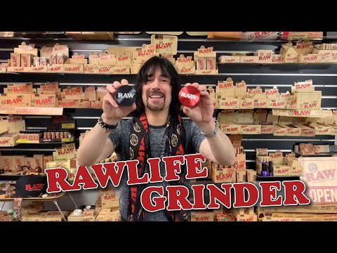 The RAW Life Grinder!
