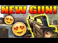 NEW DLC M16 ROAD TO GOLD!! (New Weapon Gameplay)