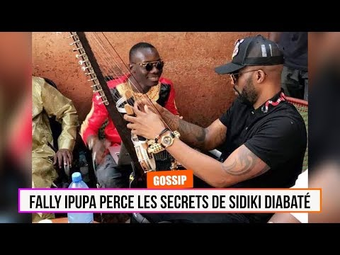 Fally Ipupa perce les secrets de Sidiki Diabaté