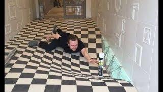 看似崎區不平的瓷磚地板,專為熊孩子設計,還得了年度大獎 thumbnail