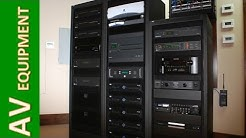 Professional Audio Visual equipment, integrated audio visual systems, home hometheater automation