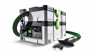 Der neue Festool CTL SYS Systainer-Sauger