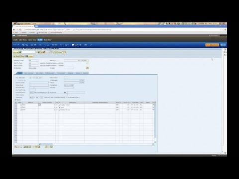 SAP FI SD Integration & Revenue account determination complete process - Live Demo