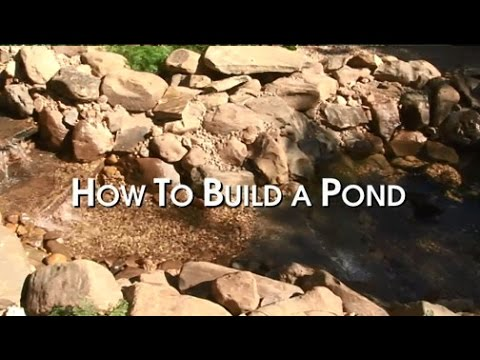 how to build a pond filter youtube