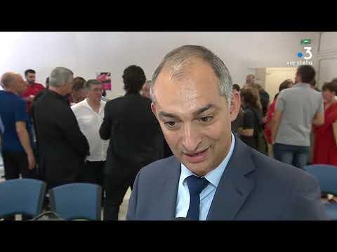 Fibre optique en Corse : un défi technique à relever - - France 3 Corse ViaStella